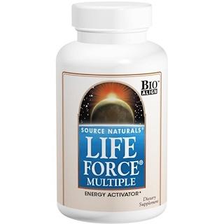 Source Naturals, Multiple Lebenskraft, 180 Tabletten