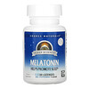 Source Naturals, Melatonin, Peppermint, 2.5 mg, 60 Lozenges
