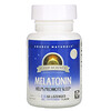 Source Naturals, Melatonin, Peppermint, 2.5 mg, 60 Lozenges