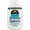 Source Naturals, Activated Quercetin, 200 Tablets