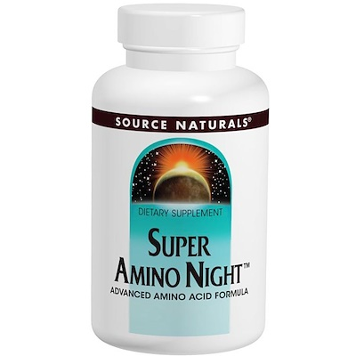 Super Amino Night, 240 таблеток