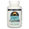 Source Naturals, L-Glutamine, 500 mg, 100 Tablets