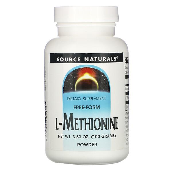 L-Methionine, 3.53 oz (100 g)