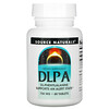 Source Naturals, DLPA, 750 mg, 60 Tablets