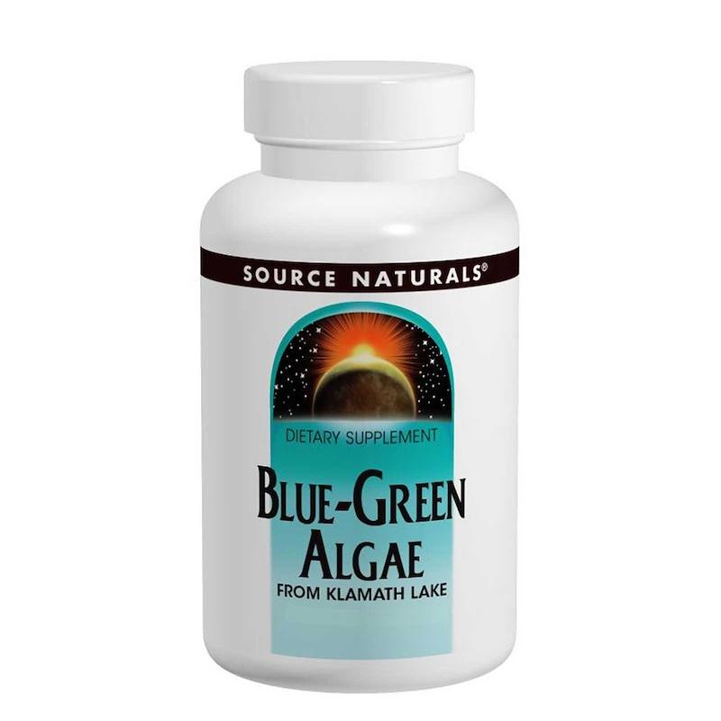 Blue-Green Algae, 200 Tablets