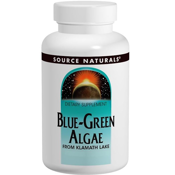 Source Naturals, Blue-Green Algae Powder, 4 oz (113.4 g) (Discontinued Item)