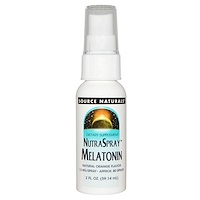 Nature's Plus, InstaNutrient, Melatonin Supplement Spray
