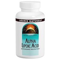 Альфа-липоевая кислота, 200 мг, 120 таблеток - фото