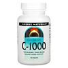 Source Naturals, C-1000, 100 Tabletten