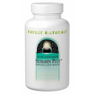 Source Naturals, Silymarin Plus, 120 Tablets