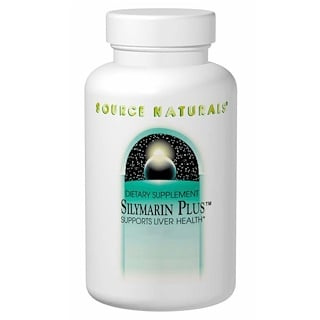 Source Naturals, Silimarina Plus, 120 comprimidos