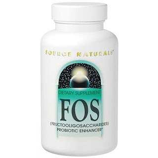 Source Naturals, FOS Powder, 7.05 oz (200 g)