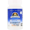 Source Naturals, Melatonin, Orange Flavor, 5 mg, 200 Lozenges (Discontinued Item)