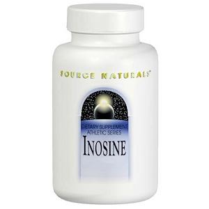 Source Naturals, Инозин 60 таблеток