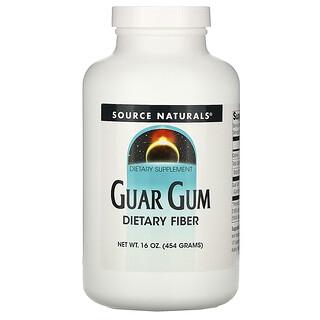 Source Naturals, Guar Gum, 16 oz (454 g)