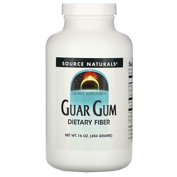 Guar Gum, 16 oz (454 g)