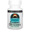 Source Naturals, Athletic Series, Gamma Oryzanol, 60 mg, 100 Tablets