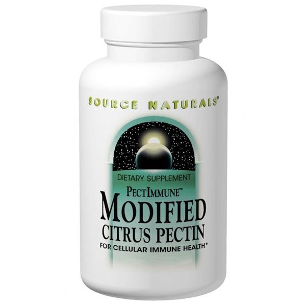 Source Naturals, PectImmune, Modified Citrus Pectin, 7.05 oz (200 g) (Discontinued Item)