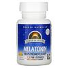 Source Naturals, Melatonin, Orange, 1.0 mg, 100 Lozenges