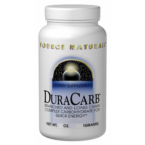 Source Naturals, Dura Carb, 32 oz (907.2 g) (Discontinued Item)