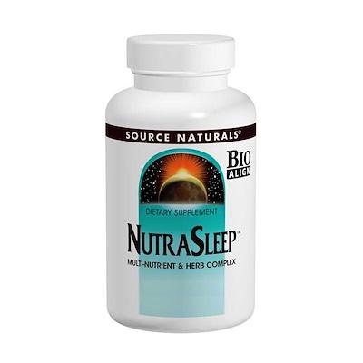 Пищевая добавка NutraSleep, 100 таблеток добавка пищевая doppelherz доппельгерц бьюти анти акне комплекс для чистой и здоровой кожи 30 таблеток