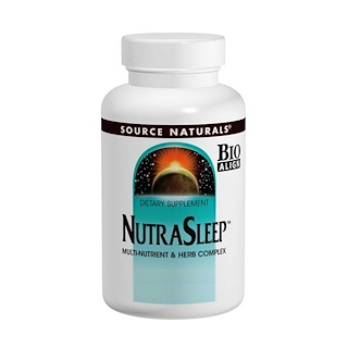 Source Naturals, NutraSleep, 100 Tablets