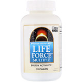 Отзывы о Source Naturals, Life Force Multiple, 120 таблеток