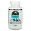 Source Naturals, Ultra-Mag, 120таблеток