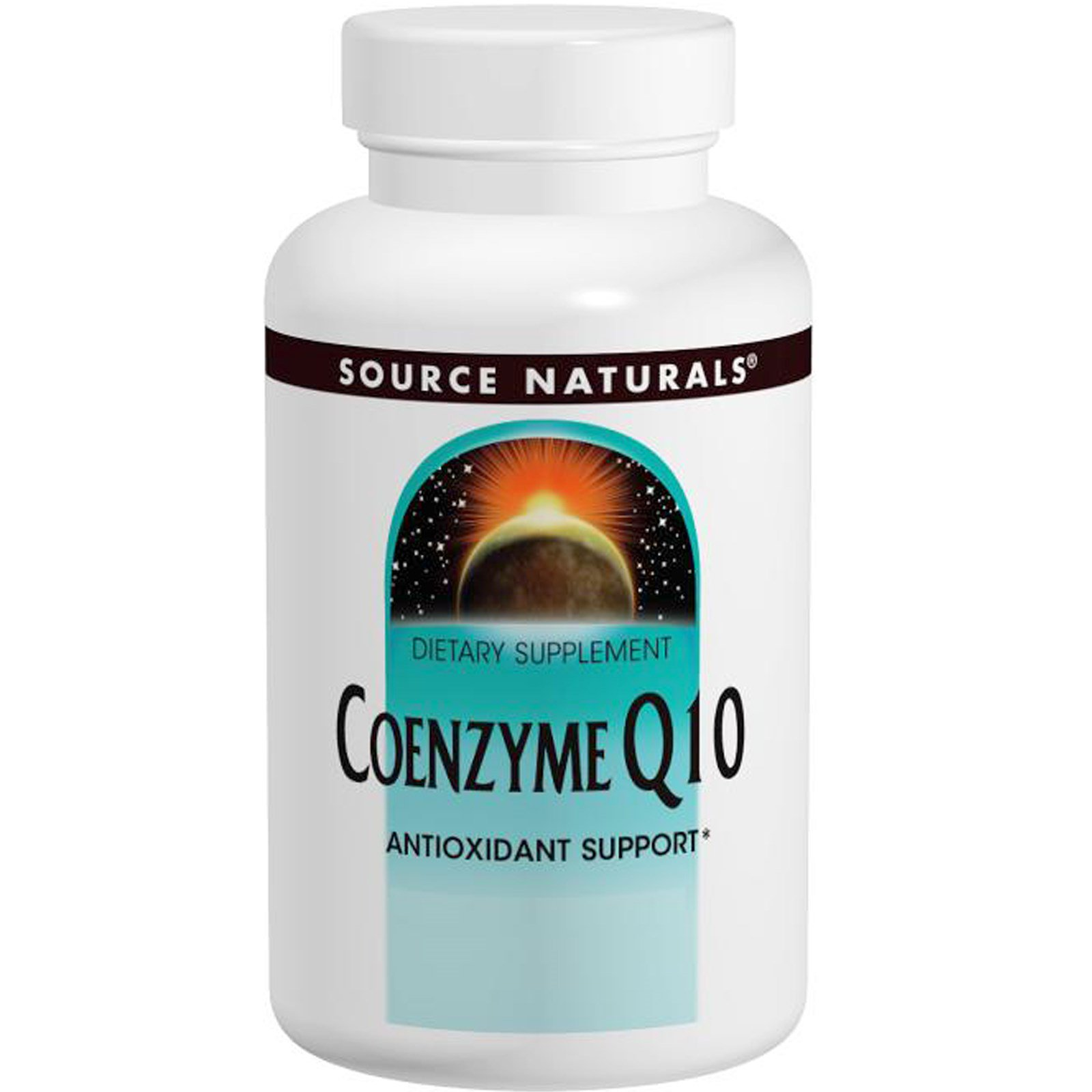 Source Naturals, Коензим Q10 60 капсул