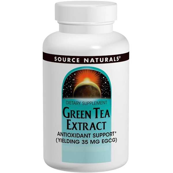 Green Tea Extract, 60 Tablets