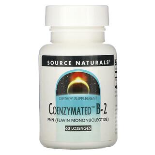 Source Naturals, Coenzymated B-2, 60 Lozenges