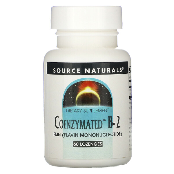 Coenzymated B-2, 60 Lozenges