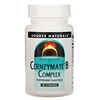 Source Naturals, Coenzymate B Complex, Peppermint Flavored, 60 Lozenges