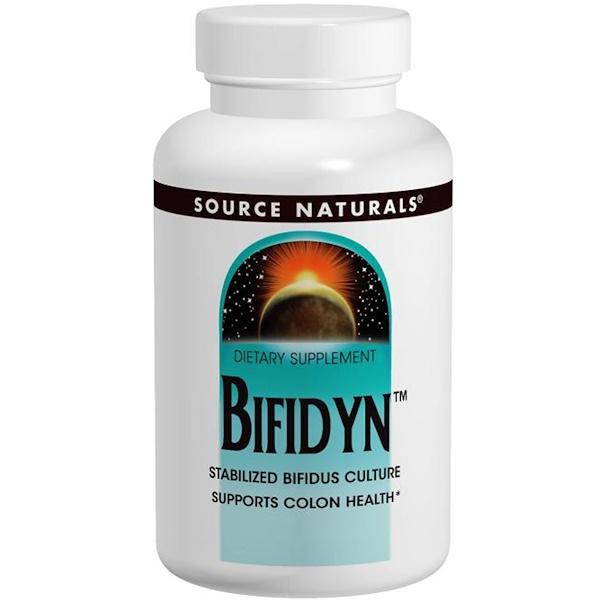 Source Naturals, Bifidyn, 2 oz (56.7 g) (Discontinued Item)