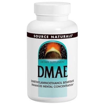 Купить ДМАЭ, 351 мг, 200 таблеток