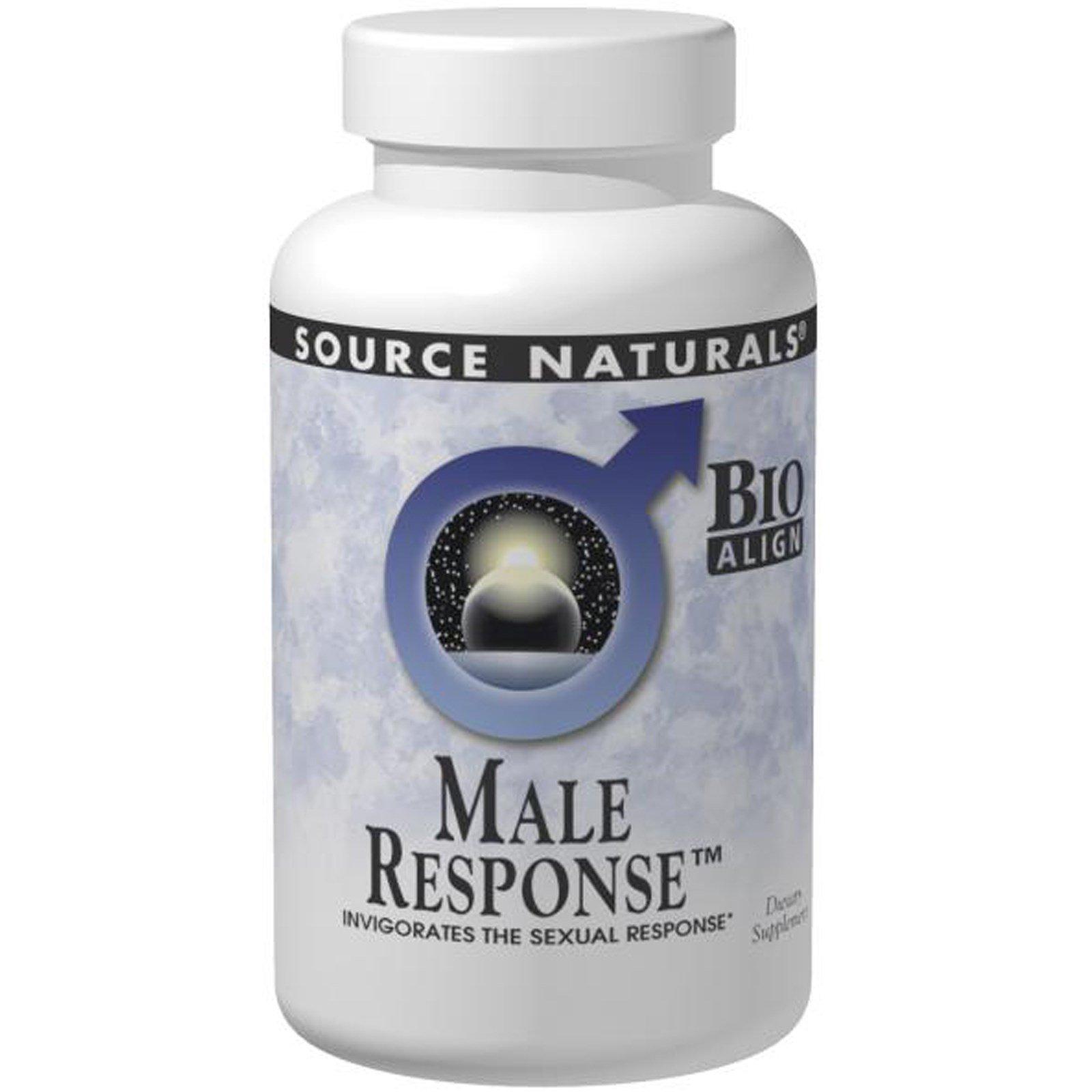Source Naturals, Male Response, 90 таблеток