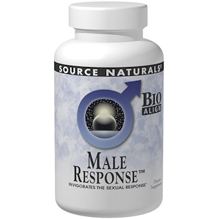 Source Naturals, Male Response, 90 Tabletas