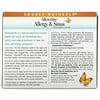 Source Naturals, Allercetin, Allergy & Sinus, 48 Homeopathic Tablets