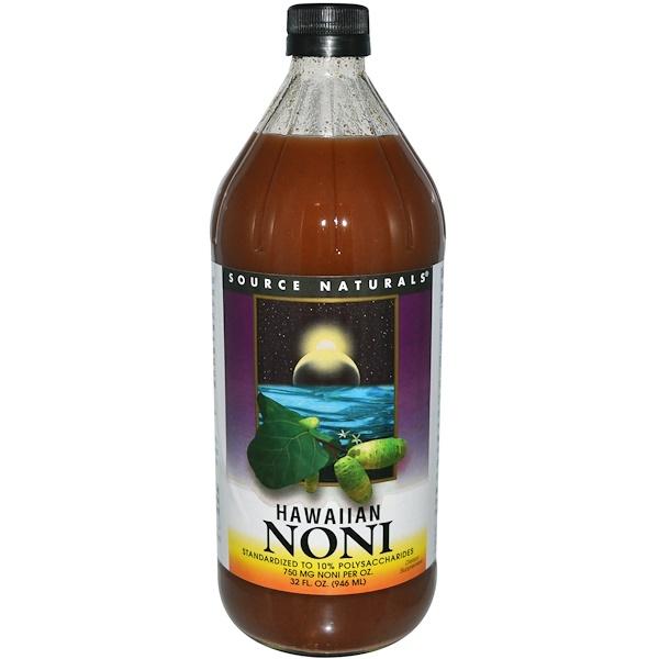 Source Naturals, Hawaiian Noni, 32 fl oz (946 ml) (Discontinued Item)