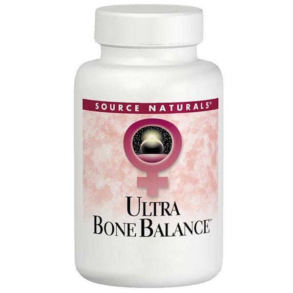 Source Naturals, Ultra Bone Balance, 120 Tablets (Discontinued Item)