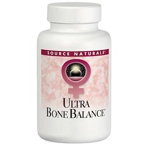 Сорс Начэралс, Ultra Bone Balance, 120 Tablets отзывы