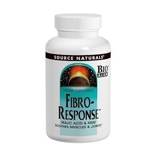 Source Naturals, Fibro-Response, 180 Tablets