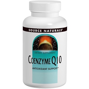 Сорс Начэралс, Coenzyme Q10, 30 mg, 120 Softgels отзывы