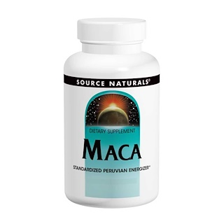 Source Naturals, Maca, 60 Tablets