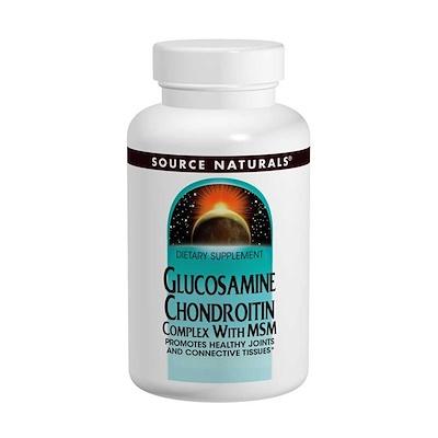 Glucosamine Chondroitin Complex with MSM, 120 таблеток