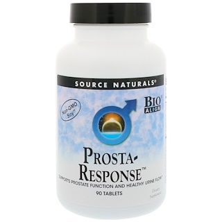 Source Naturals, Prosta-Response, 90 Tablets