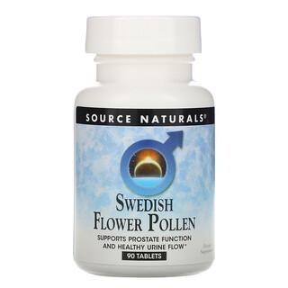 Source Naturals, Swedischer Blumen Pollen, 90 Tabletten
