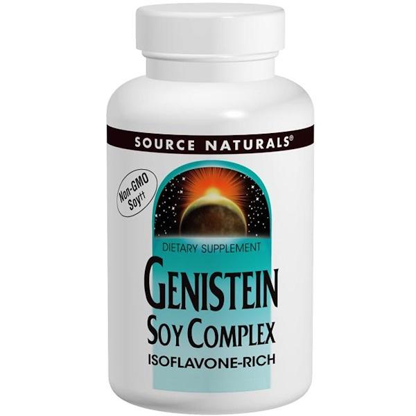 Source Naturals, Genistein Powder, 7.05 oz (200 g) (Discontinued Item)