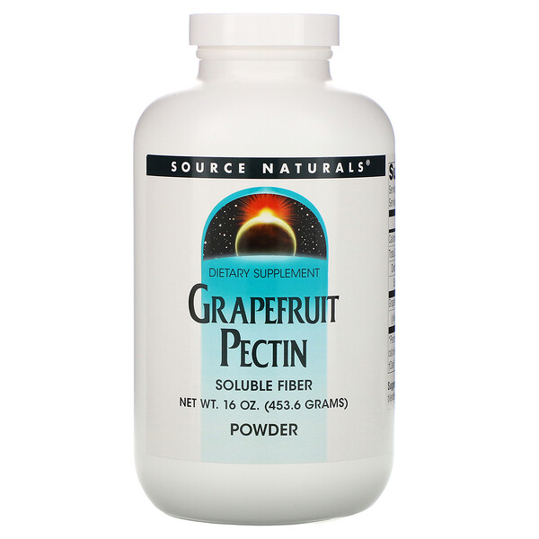 Grapefruit Pectin Powder, 16 oz (453.6 g)