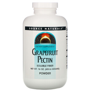 Сорс Начэралс, Grapefruit Pectin Powder, 16 oz (453.6 g) отзывы